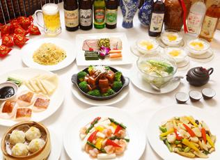 菊の宴コース